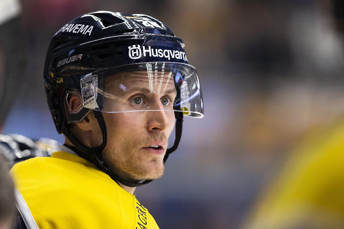 Alexander Bergström, HV71