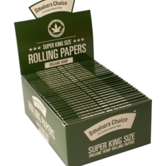 smokers choice hemp rulle papir