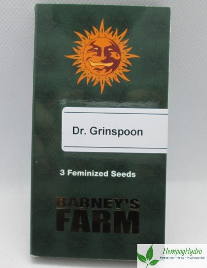 dr grinspoon cannabis seeds
