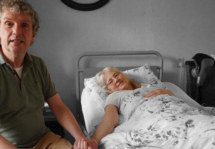 Een verrassende God en een doodzieke vrouw