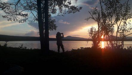 Med badering i Sølna – dag 3