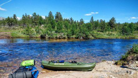 Med badering i Sølna – innledning