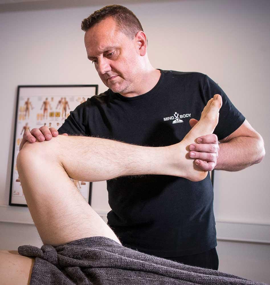 Henrik Kullas - ben hofte behandling