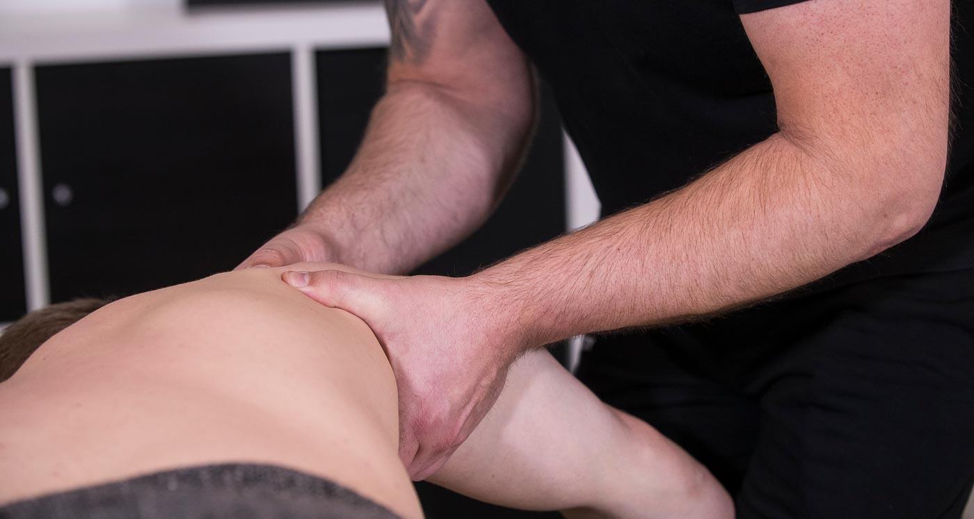 Kropsterapeutisk behandling Genopretter din krops balance
