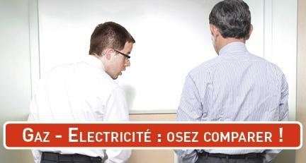 Gaz – électricité : Osez comparer !