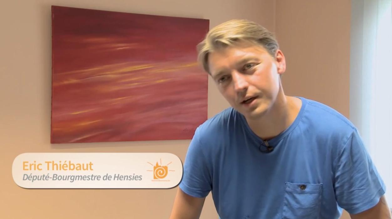 Week-end Wallonie – Rencontre avec Eric Thiébaut