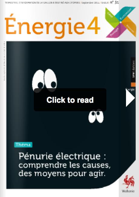 Energie 4 – Pénurie électrique – comprendre les causes, des moyens pour agir