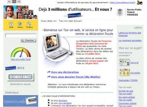 tax on web