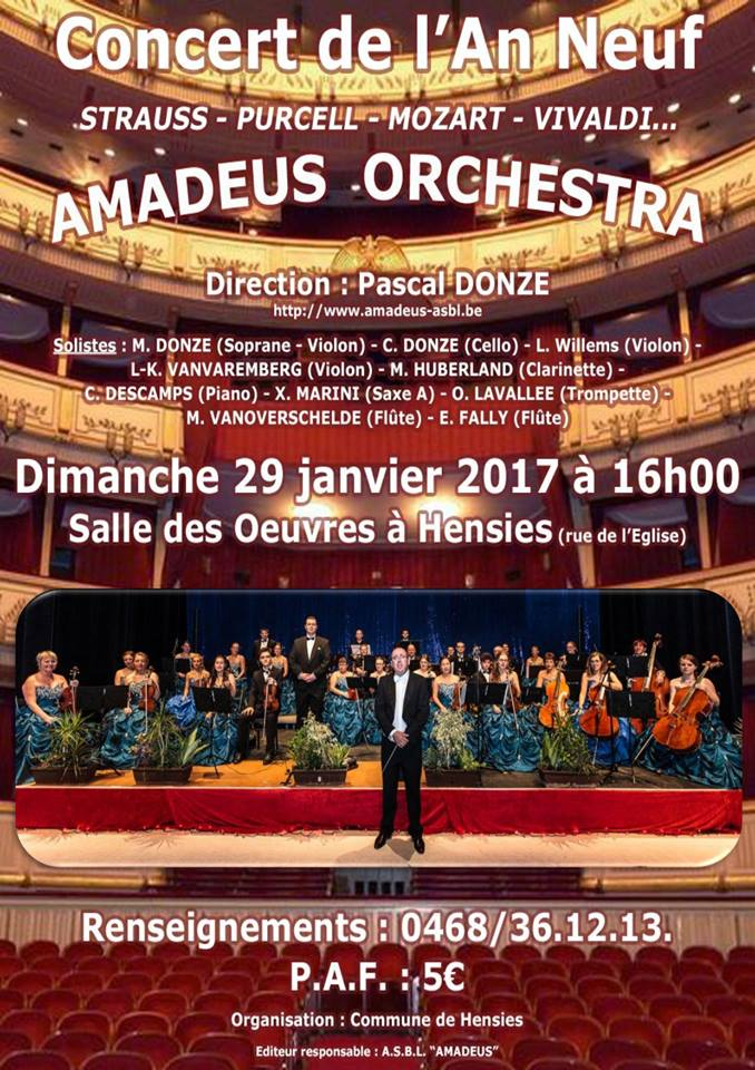 concert amadeus