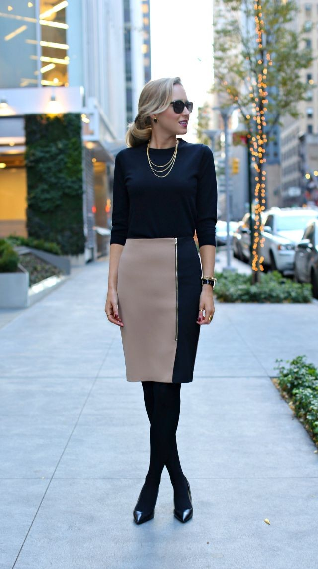 Beautiful work ensemble