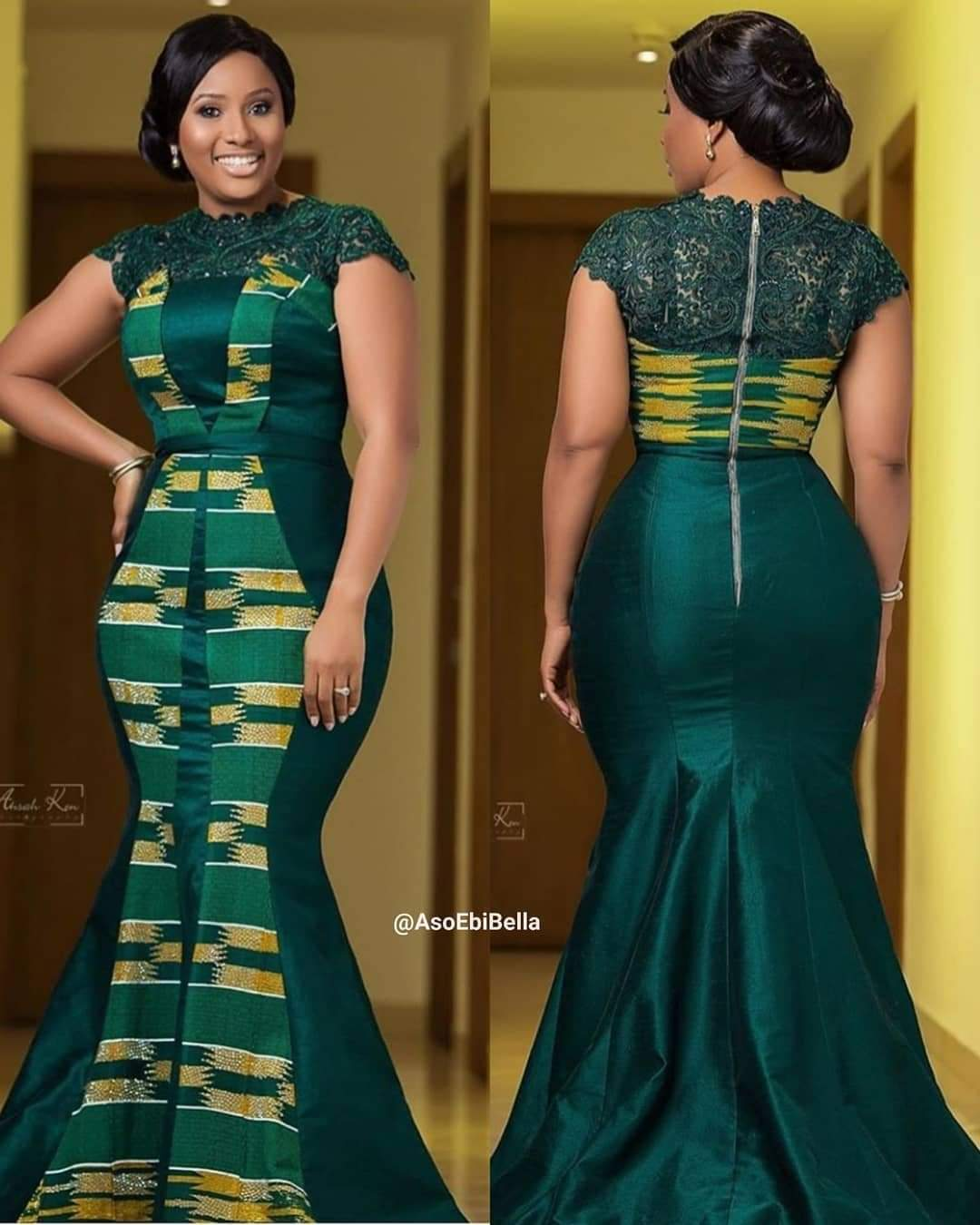 Lovely African Fashion dresses