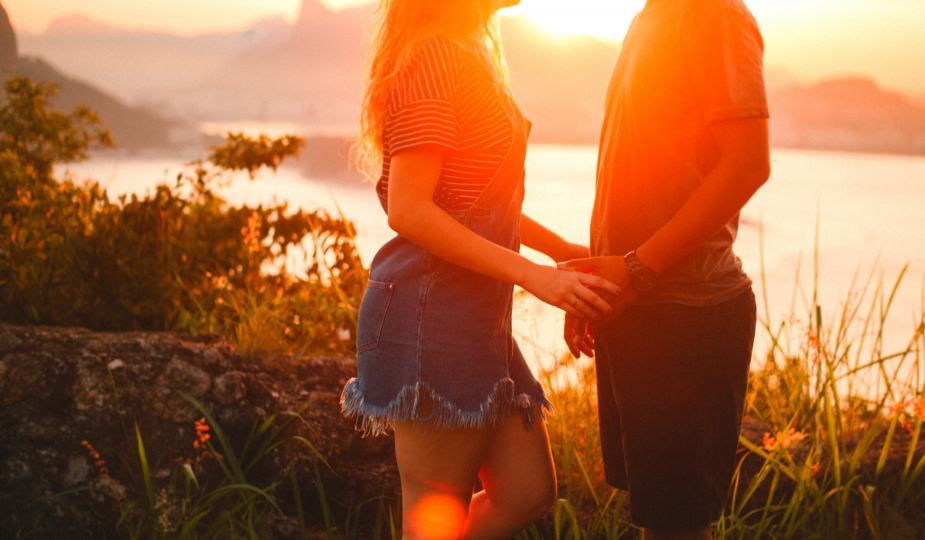 7 ways to make your man feel loved