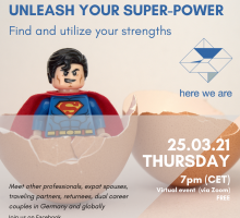 Unleash your super-power