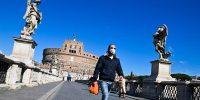 empty Italy_Andreas Solaro-AFP