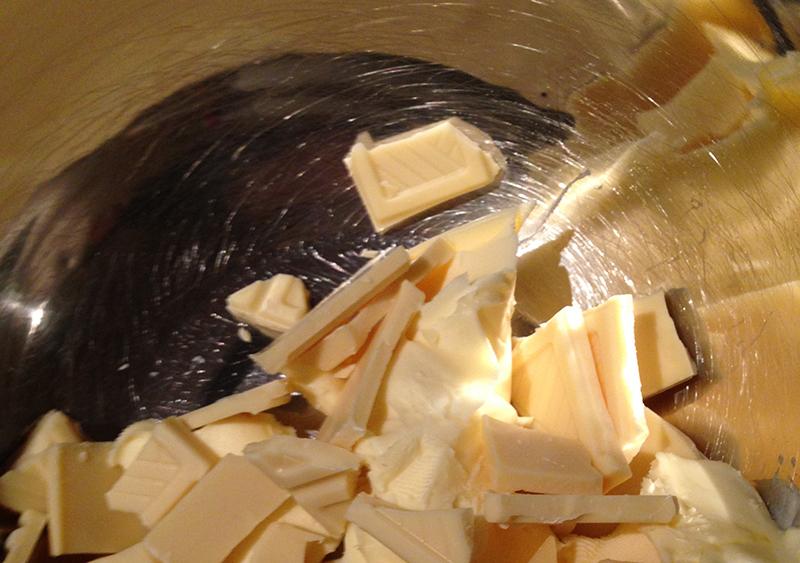 blondies smoer chokolade