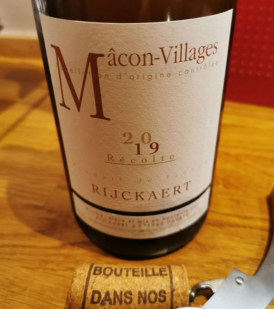 Macon Villages 2019 fra Rijckaert