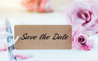 Samstag – Dein Hochzeitstag!