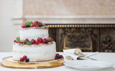 Bye bye Fondant-Hochzeitstorten – welcome Naked Cakes