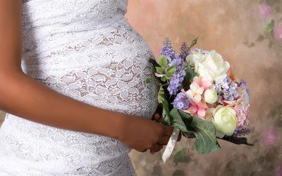 Doppeltes Glück – Schwanger heiraten, das Jawort mit Babybauch!