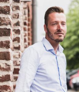 Fabian Missinne, CEO Titeca Accountancy, contentmarketing- en copywritingklant van Het Schrijfhok