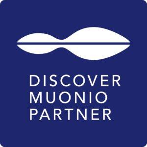 Discover Muonio logo
