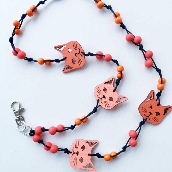 Kissan nassu - avainnauha 3