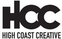 High Coast Creative Logotyp