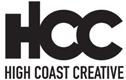 High Coast Creative Logotyp