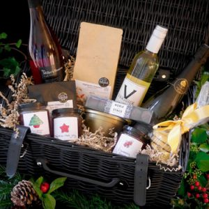 Highdown Deluxe Hamper