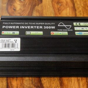 POWER INVERTER 300W MODIFIED SINE WAVE MED USB