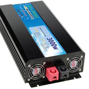 Omformare / Power inverter 3000W 24V