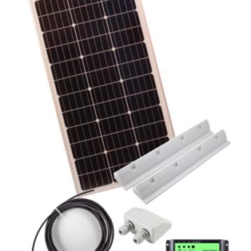 Solceller färdiga kompletta paket