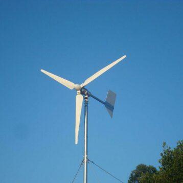 Vindkraftverk för hemmabruk