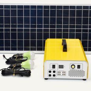 1000W DC/AC Powebank med lithiumbatteri