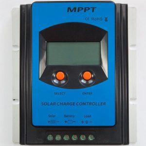 MPPT Digital Regulator 10 A / 12 / 24V