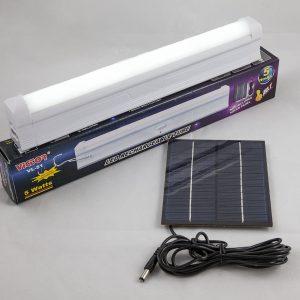 Laddbar LED-lysrörX2