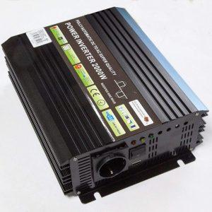 OMFORMARE 2000 W 12/220V MS POWER INVERTER