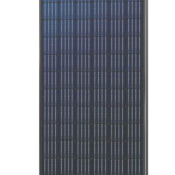 SOLPANEL SLP380S-24 mono svart 380W. 12pack