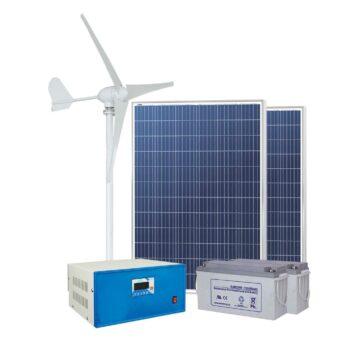 SUNWINDS Sol & Vind system 1kw