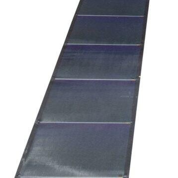 SOLPANEL 71 W Flexibel, tunn och rullbar