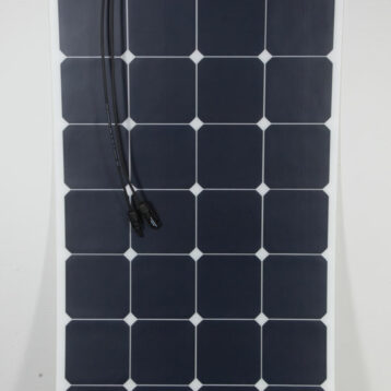 SOLPANEL 130W Flex 540x1270x3mm sunpower
