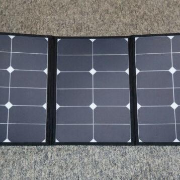 SOLPANEL 60W kit VIKBAR(SUNPOWER)