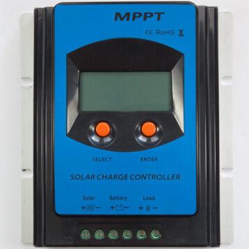MPPT REGULATOR 10A Digital 12/24V