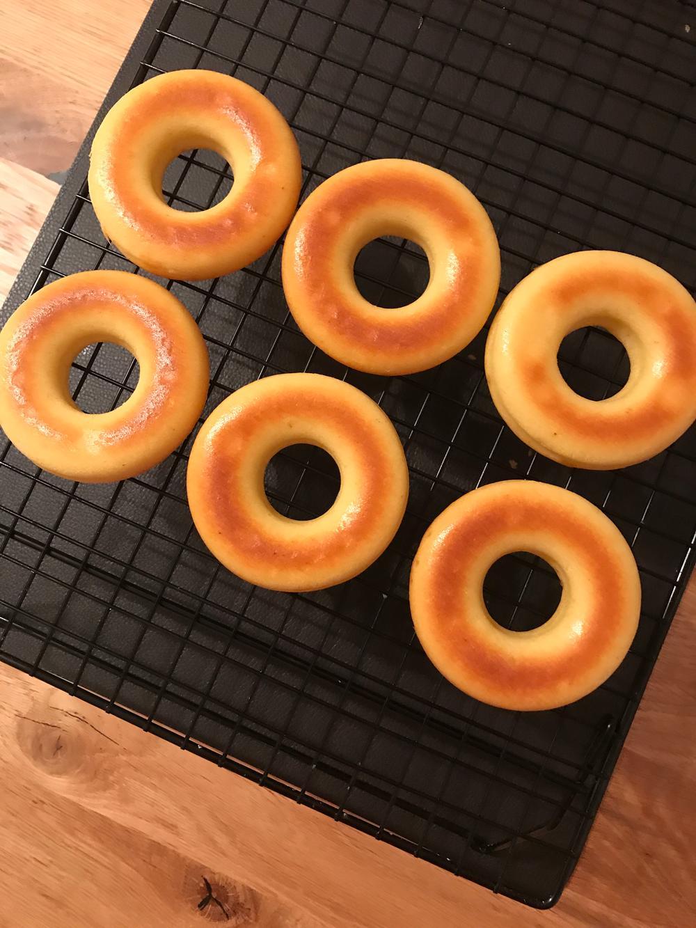 Donuts Backofen