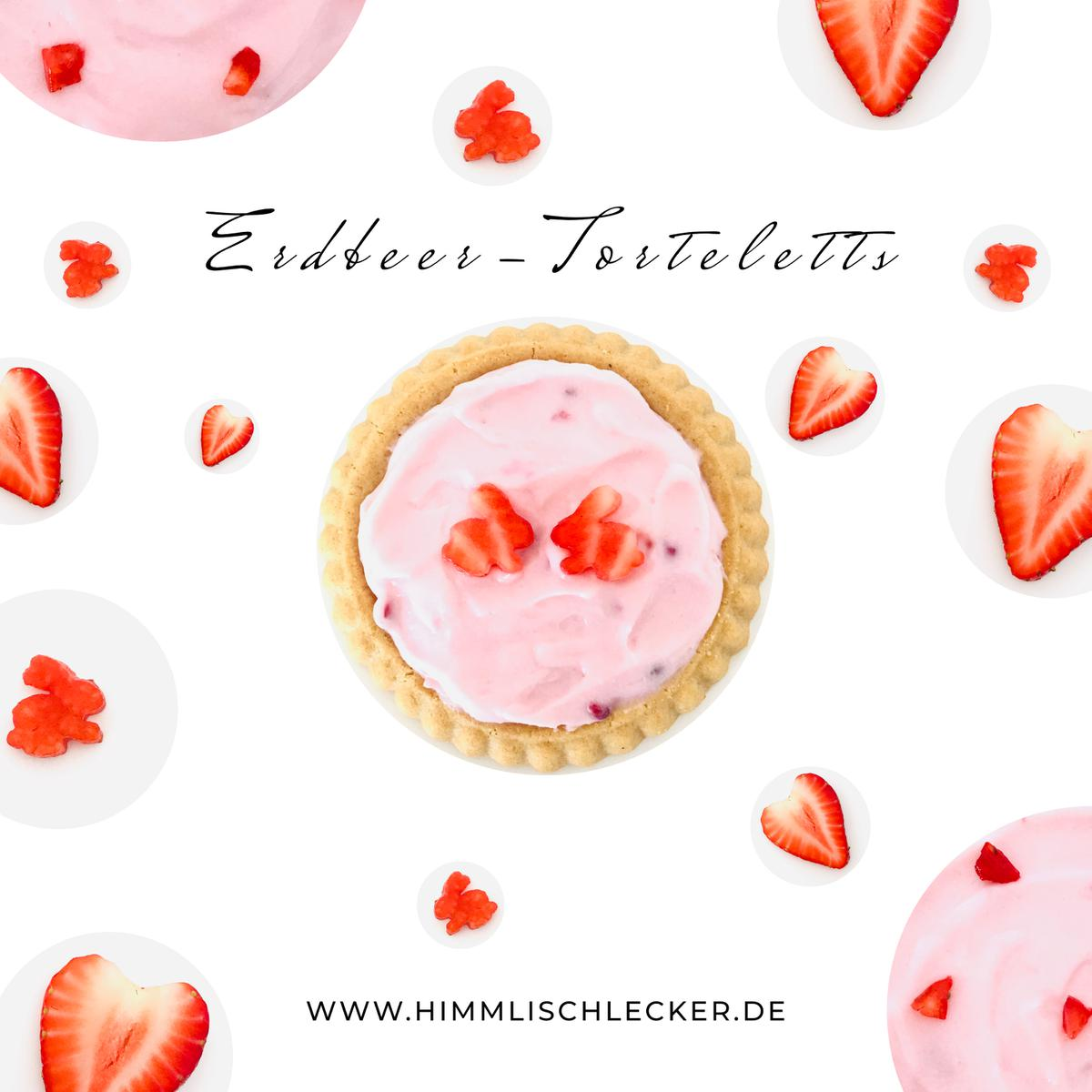 ERDBEER-TORTELETTS