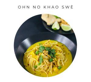 OHN NO KHAO SWÈ