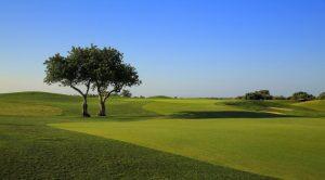 Victoria golfbana