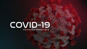Bild på COVID-19 virus