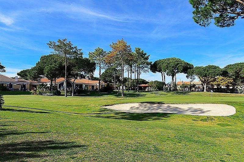 Golf vy Vila Sol