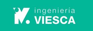 Logotipo Viesca Pantone inverted 2